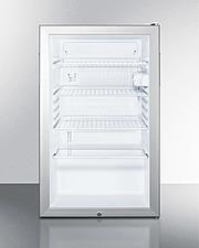 SCR450L Refrigerator Front