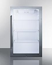SPR489OSCSS Refrigerator Front
