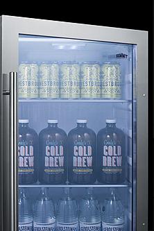SPR489OS Refrigerator Detail
