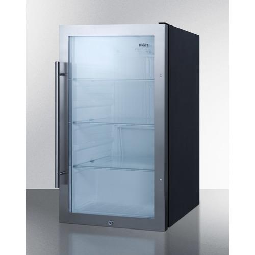 SPR489OS Refrigerator Angle