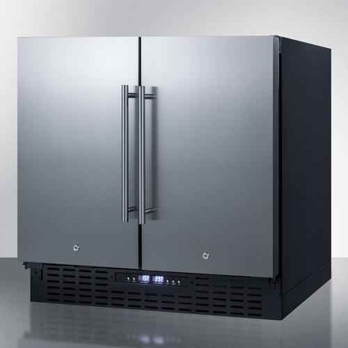 FFRF36 Refrigerator Freezer Angle
