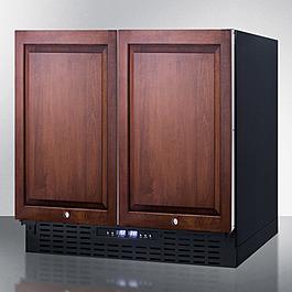 FFRF36IF Refrigerator Freezer Angle