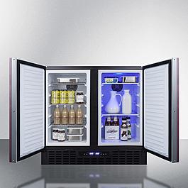 FFRF36IF Refrigerator Freezer Full