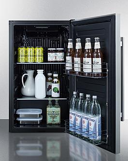 FF195 Refrigerator Full