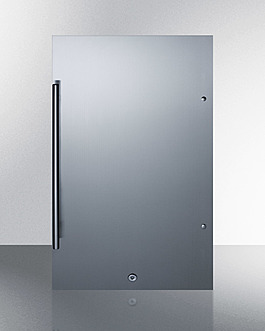 FF195CSS Refrigerator Front