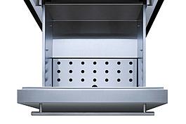 FF22BDRSS Refrigerator Open