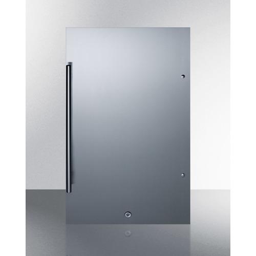 SPR196OS Refrigerator Front