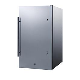 SPR196OSCSS Refrigerator Angle