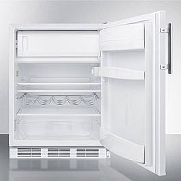 CT661 CLONE Refrigerator Freezer Open