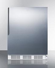CT661SSHV CLONE Refrigerator Freezer Front