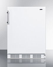 CT661WBI Refrigerator Freezer Front