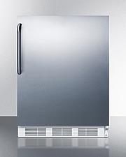 CT661WCSS Refrigerator Freezer Front