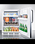 CT661WCSS Refrigerator Freezer Full