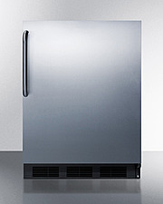 CT663BKSSTB Refrigerator Freezer Front