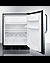 CT663BKSSTB Refrigerator Freezer Open