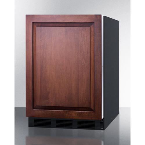 CT663BKBIIF Refrigerator Freezer Angle
