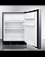 CT663BKBIIF Refrigerator Freezer Open