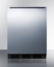 CT663BBISSHH CLONE Refrigerator Freezer Front