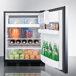 CT663BBISSHHADA CLONE Refrigerator Freezer Full