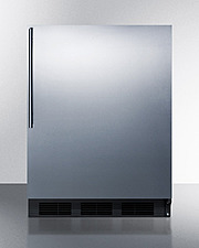 CT663BBISSHVADA CLONE Refrigerator Freezer Front