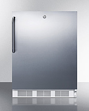 CT66LCSS CLONE Refrigerator Freezer Front