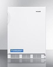 AL650BI CLONE Refrigerator Freezer Front