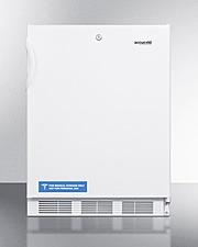 AL650LBI CLONE Refrigerator Freezer Front