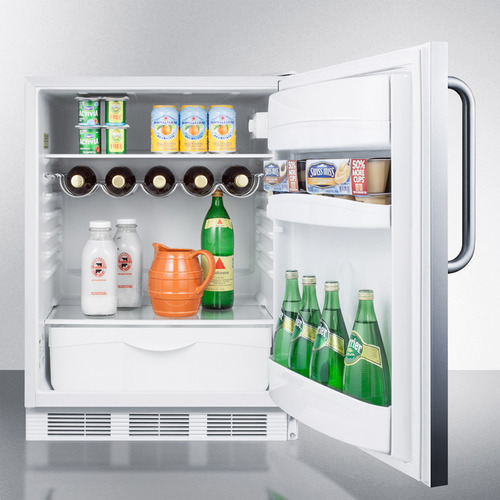 FF61WBISSTBADA Refrigerator Full