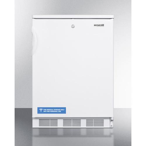 FF6L CLONE Refrigerator Front