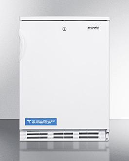 FF6LWBI Refrigerator Front