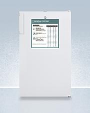 FF511LGP Refrigerator Front
