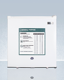 FFAR23LGP Refrigerator Front