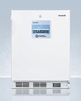 FF6LBI7NZADA CLONE Refrigerator Front