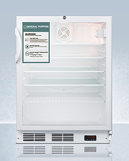 SCR600GLBIADAGP Refrigerator Front