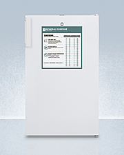 FS407LGP Freezer Front