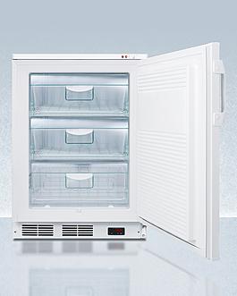 VT65MLGP Freezer Open