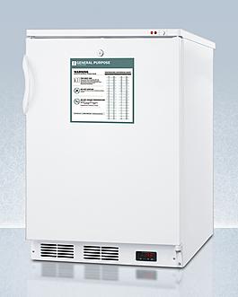 VT65MLGP Freezer Angle