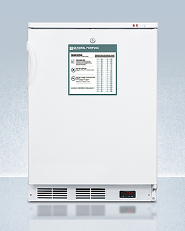 VT65MLGP Freezer Front