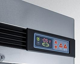 SCFF237LH Freezer Detail