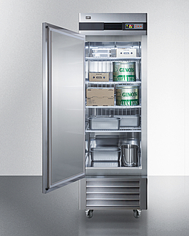 SCFF237LH Freezer Full