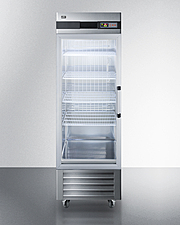 SCR23SSGLH Refrigerator Front