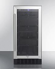 ALBV15 CLONE Refrigerator Front