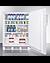 AL750L CLONE Refrigerator Full