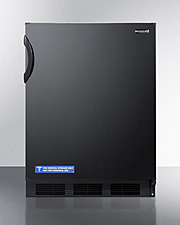 AL752BK Refrigerator Front