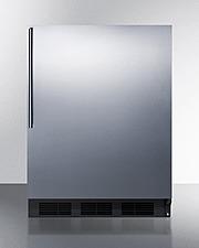 AL752BKBISSHV Refrigerator Front