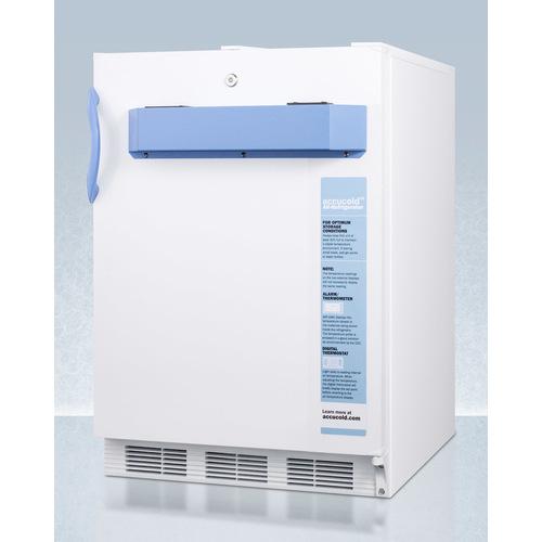FF7LWBIMED2ADA Refrigerator Angle