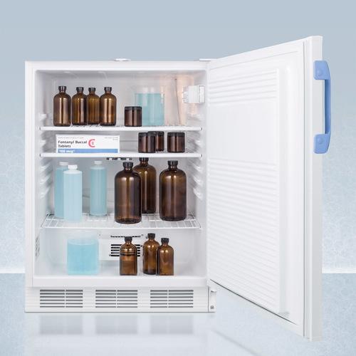 FF7LWBIMED2ADA Refrigerator Full