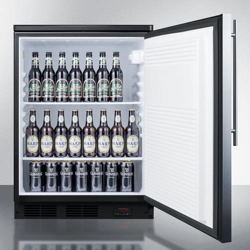 FF7LBLKBIPUBSSHV Wine Cellar Full