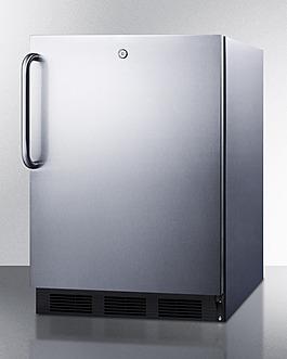 FF7LBLCSS CLONE Refrigerator Angle
