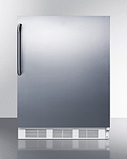 FF7SSTB CLONE Refrigerator Front